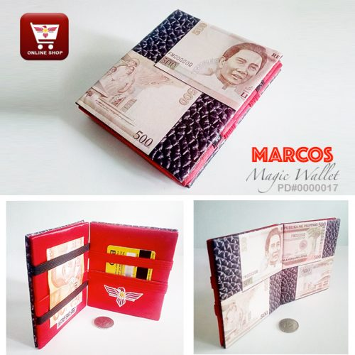 Marcos Magic Wallet